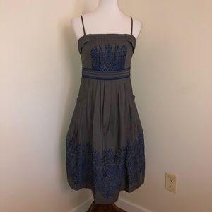 Anthropologie | Floreat Sewing Circle Dress